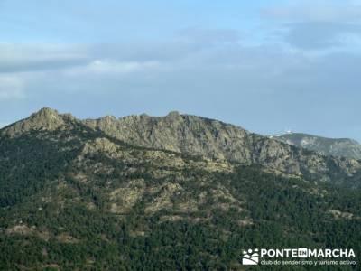 Ruta por el valle de Fuenfría, Siete Picos; ruta alto tajo; senderismo con niños en madrid